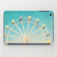 Boardwalk Ferris Wheel iPad Case