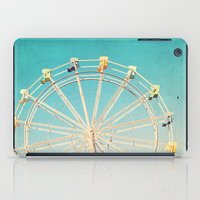 Boardwalk Ferris Wheel iPad Case