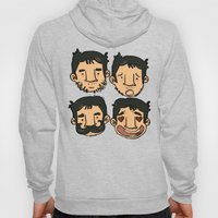 Goggs Faces Hoody