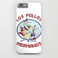 Los pollos hermanos iPhone 6 Slim Case