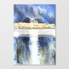 REFLECTION SUILVEN Canvas Print