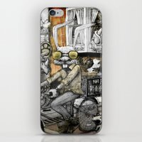 My Neighborhood iPhone & iPod Skin