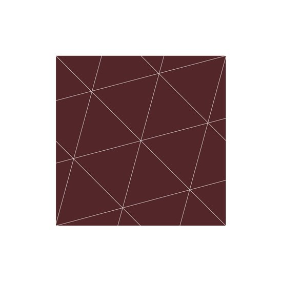 #299 Window into space – Geometry Daily Canvas Print