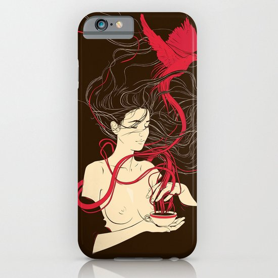 The Warmth of You iPhone & iPod Case