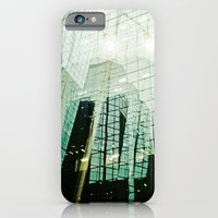 iPhone & iPod Case featuring 'DOWNTOWN' by Dwayne Brown