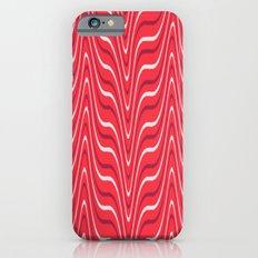 Red Zebra Slim Case iPhone 6s