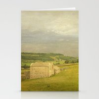 Rural England Stationery Cards