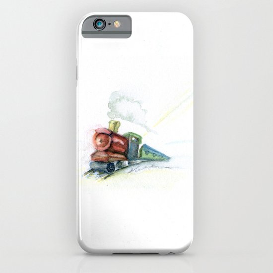 Train  iPhone & iPod Case