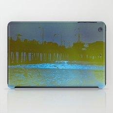Santa Monica Pier. iPad Case