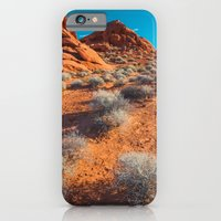 Valley Of Fire iPhone 6 Slim Case