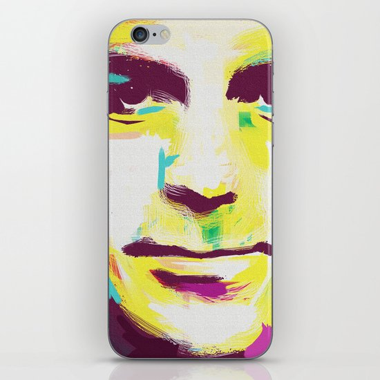 george clooney iPhone & iPod Skin