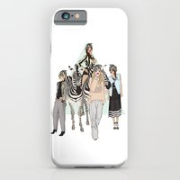 iPhone & iPod Case featuring Stripe Tease by annabours