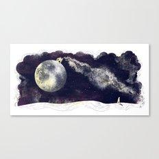 Dreaming of Tomorrow Canvas Print