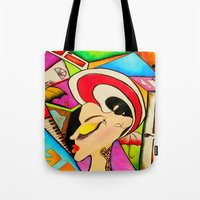 The Doors In Drag Tote Bag