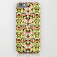 Green Fern iPhone 6 Slim Case