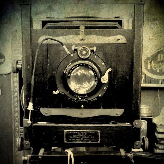 Kodak View Canvas Print