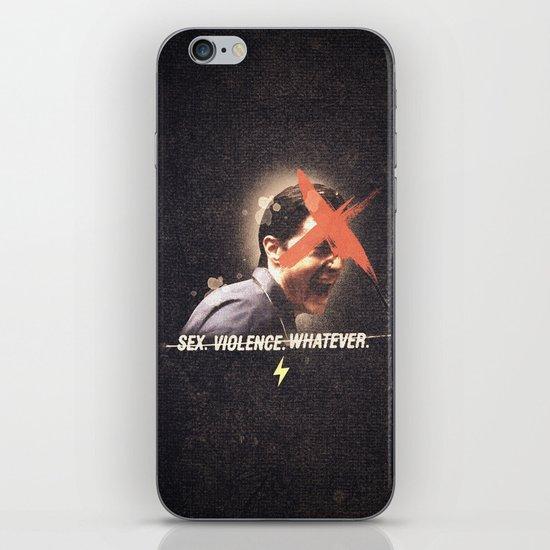 Black Mirror   Dale Cooper Collage iPhone & iPod Skin