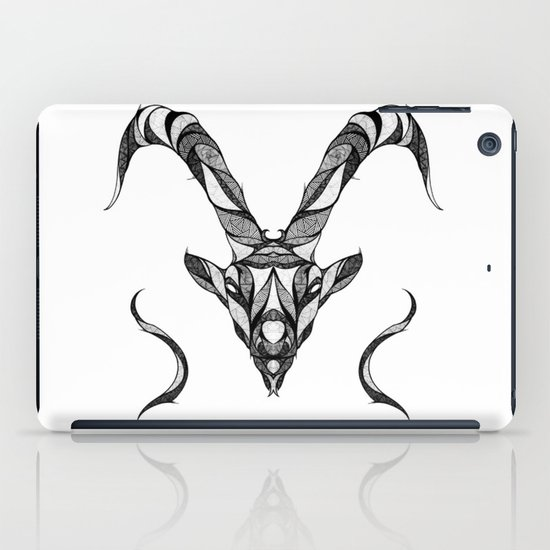 Signs of the Zodiac - Capricornus iPad Case