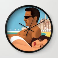 So Nice In Nice Wall Clock