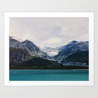 Alaska Wilderness Art Print