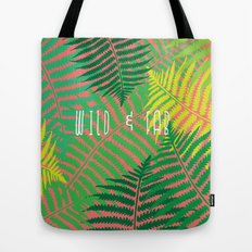 WILD & FAB Tote Bag