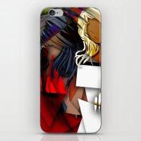 Cubist BFF's iPhone & iPod Skin