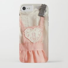 Doll Closet Series - Heart Dress iPhone 7 Slim Case