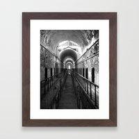 Eastern State Penitentia… Framed Art Print