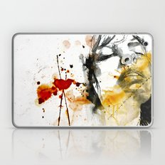 splash portraits Laptop & iPad Skin