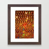 Color Travel part 3 Framed Art Print