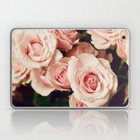Pink Rose Bouquet #2 Laptop & iPad Skin