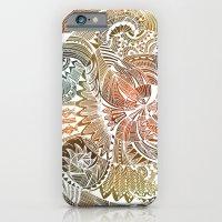 iPhone & iPod Case featuring Batik by brenda erickson