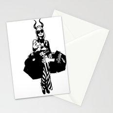 Paris Memento Mori Stationery Cards