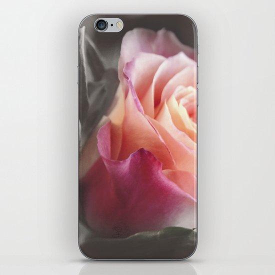 Peachie iPhone & iPod Skin