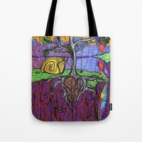 Garnet Dream Tote Bag
