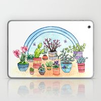 Household Plants Laptop & iPad Skin