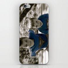SUPER BOYS!! iPhone & iPod Skin