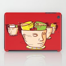 Head Spinners iPad Case