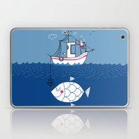 Love Boat Captain Laptop & iPad Skin