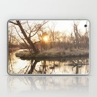 Forest Sunset Laptop & iPad Skin