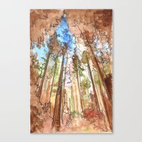 Something New Canvas Print