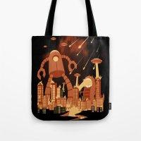 Armageddon Tote Bag