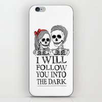 Lovely Bones iPhone & iPod Skin