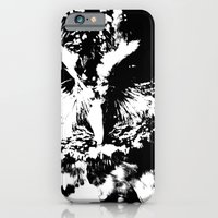 iPhone & iPod Case featuring Black Eye by Suzanne Kurilla