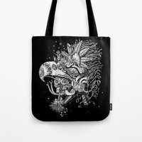 Eagle Warrior Tote Bag