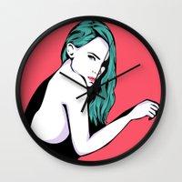 Belinda: Catarsis Wall Clock