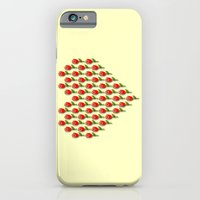 Heart in Bloom iPhone 6 Slim Case