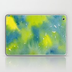 Vibrant sunshine tree top Laptop & iPad Skin