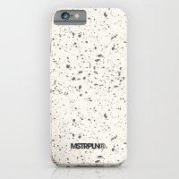 Retro Speckle Print - Bo… iPhone 6 Slim Case
