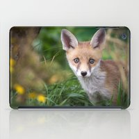 Fox Cub iPad Case